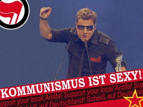 Kommunismus ist sexy - Dieter Bohlen (DKP)